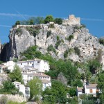 03 Approaching Guadalest