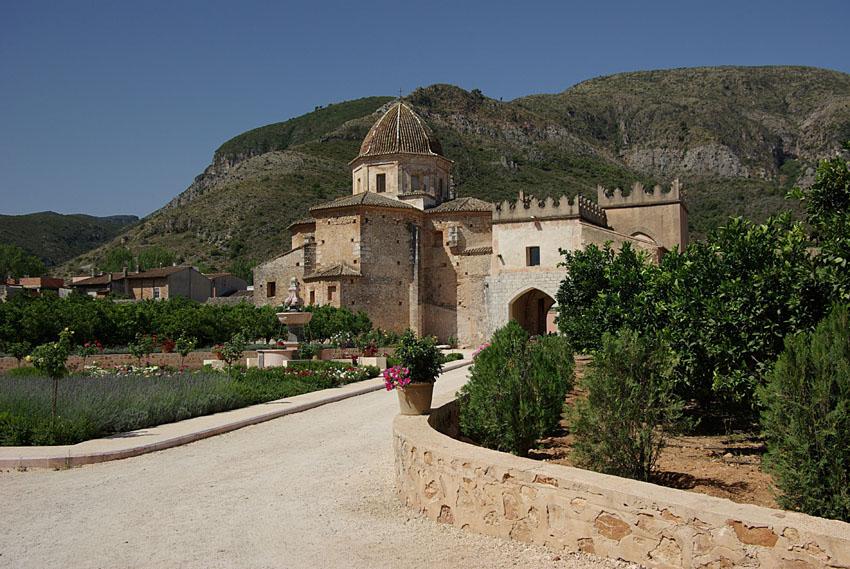 04 Monastery gatehouse, Simat-Costa-Benidorm