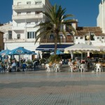 06 On the promenade-Costa-Benidorm