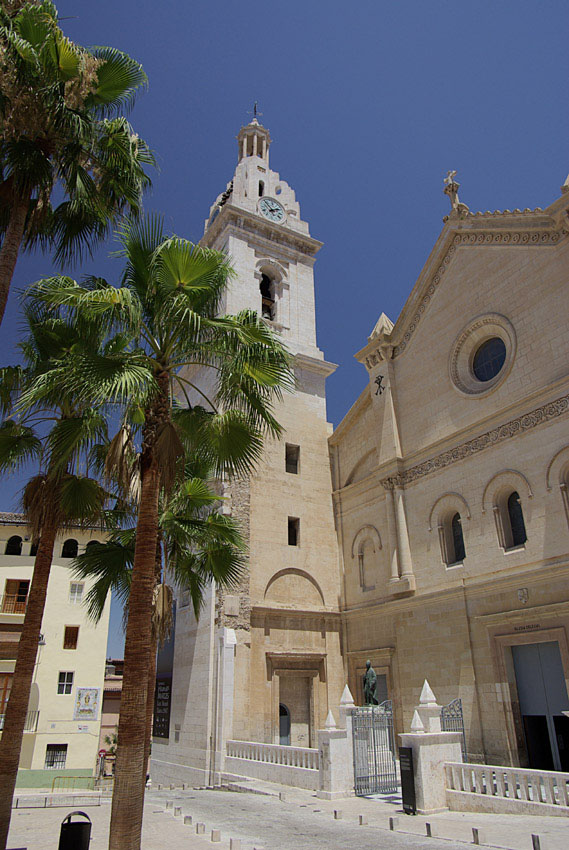 08 Xativa Cathedral-Costa-Benidorm