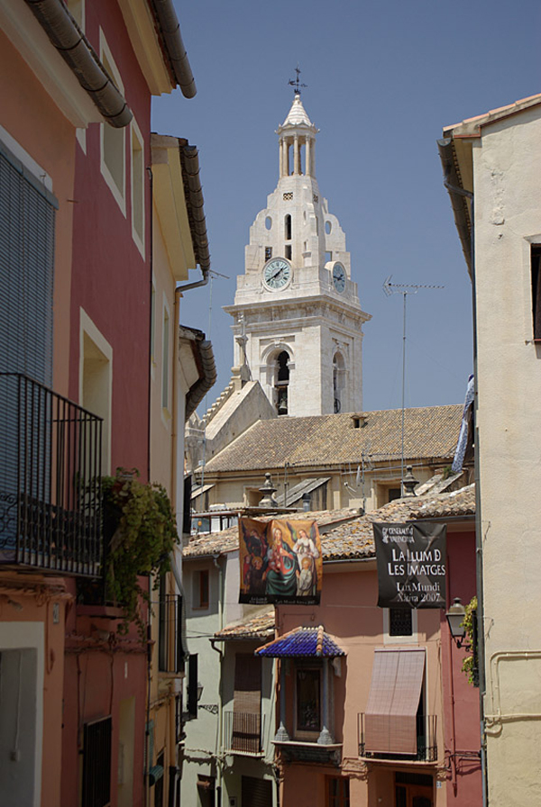 13 Xativa old town