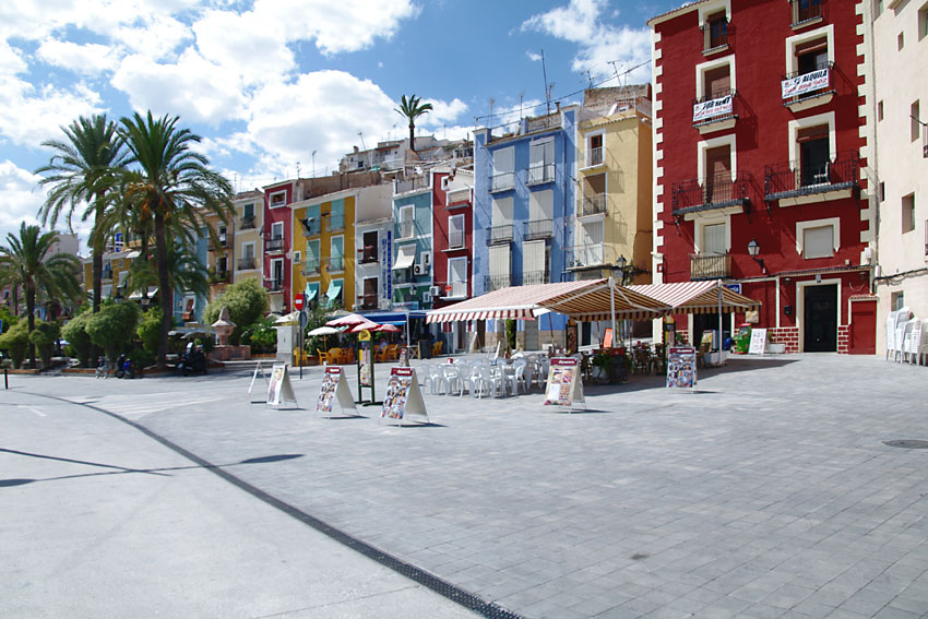 14 Old town of Vila Joiosa-Costa-Benidorm