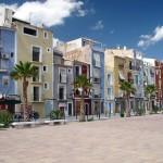 15 Old town of Vila Joiosa-Costa-Benidorm