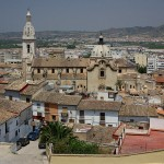 16 Xativa old town and cathedral-Costa-Benidorm