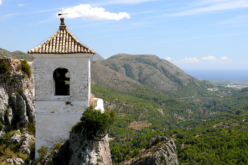 17 View from Guadalest-Costa-Benidorm