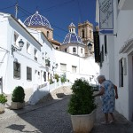 17 Views around Altea