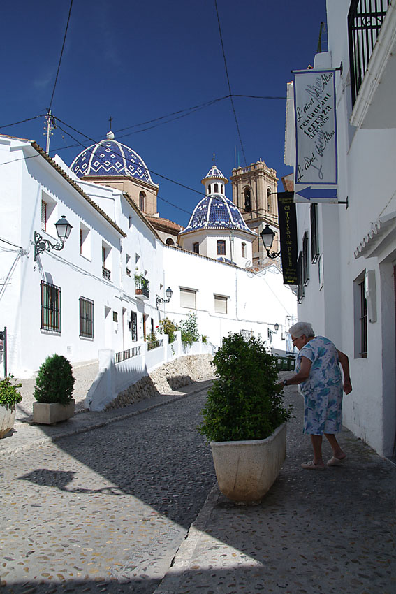 17 Views around Altea-Costa-Benidorm