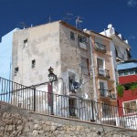 29 Old town of Vila Joiosa-Costa-Benidorm