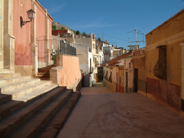33 Barrio near San Roque