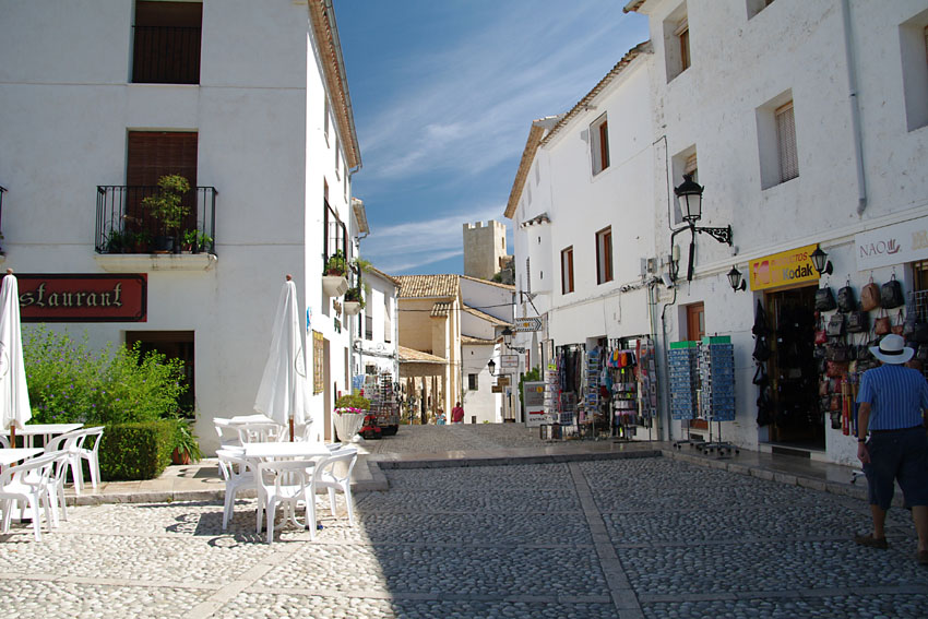 38 Village at Guadalest-Costa-Benidorm