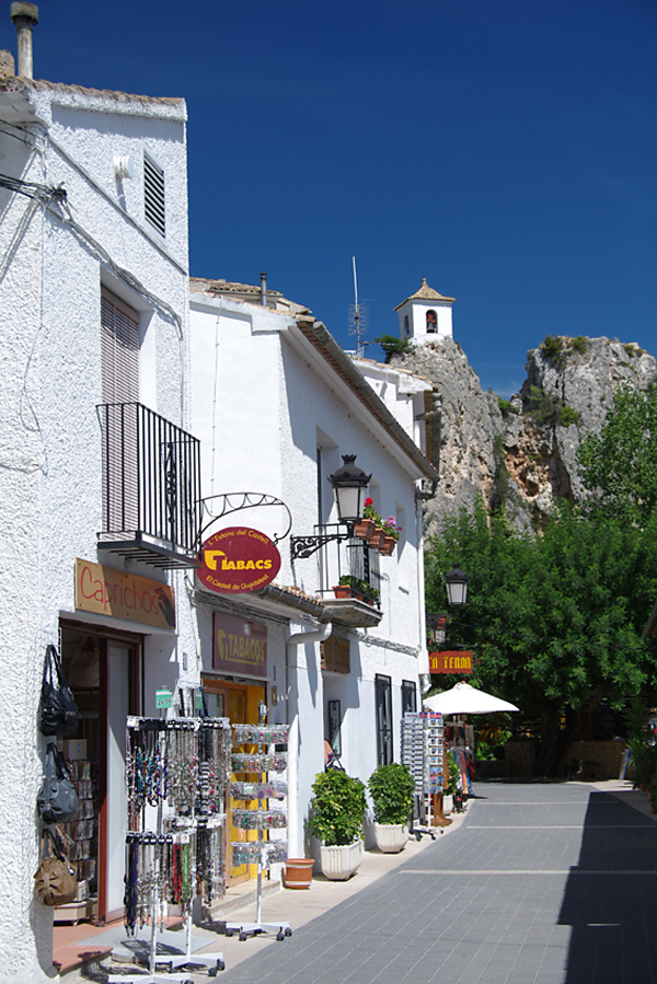 42 Village at Guadalest.JPG
