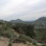 Walking holidays in Alzira Mountains