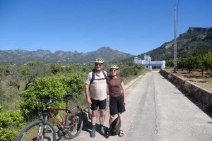 Mountain Bike Rental Spain- Self guided Mountain Biking