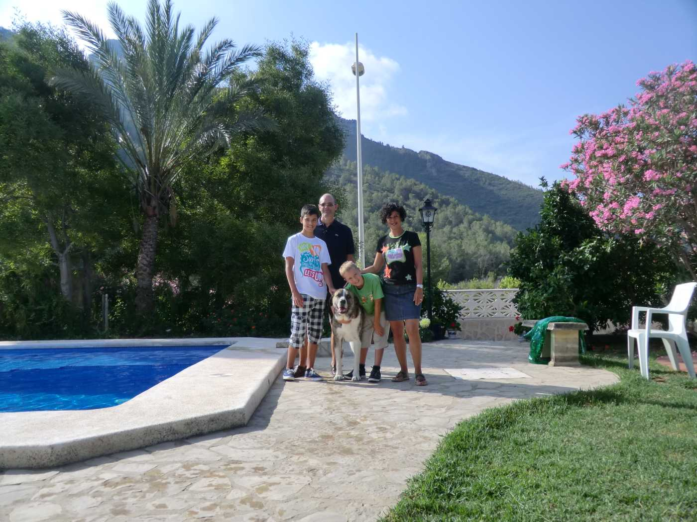 Self catering holidays in SpainCIMG3646
