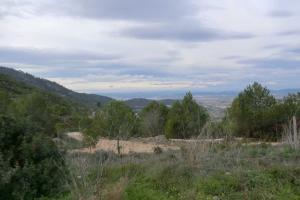 Mountain Biking - Over the Valencia Hills and Far Away
