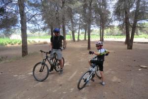 Family Mountain Biking Holidays