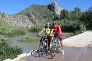 Mountain Biking in Spain