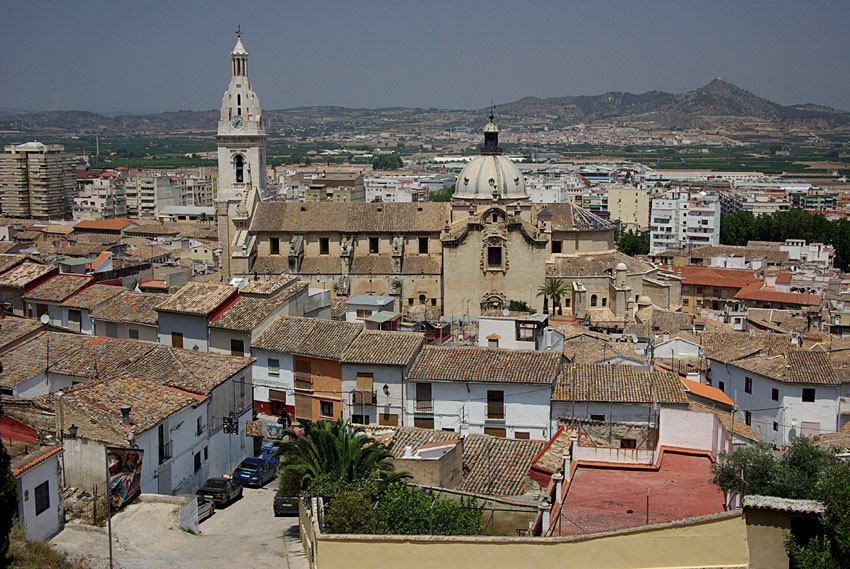16 Xativa Old Town And Cathedral Costa Benidorm Villa